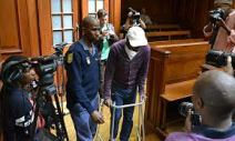 Mngeni pleaded not guilty an denied being at scene,  but was convicted with overwhelming evidence. He was jailed for 25 years for Anni's murder.